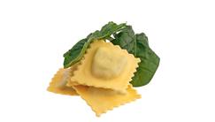 Stuffed fresh pasta I.Q.F.
